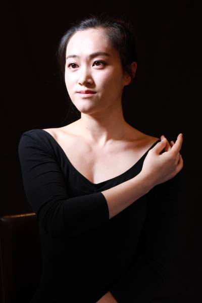 <center>Grace Zhao</center>